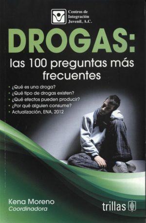 DROGAS LAS 100 PREGUNTAS MAS FRECUENTES