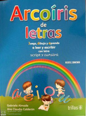 Arco Iris de letras editorial trillas