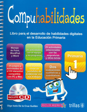 Compuhabilidades 1,2,3,4,5,6 editorial trillas