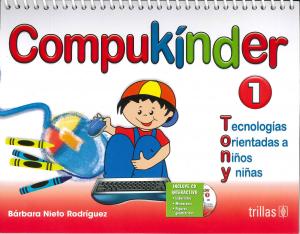 Compukinder 1, 2 editorial trillas