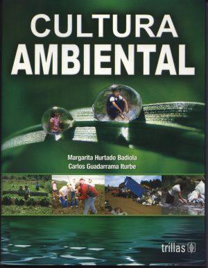 Cultura Ambiental editorial trillas