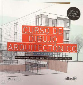 Curso de dibujo Arquitectonico Editorial Trillas Colombia