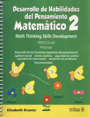 Desarrollo de habilidades del pensamiento matemático 2 editorial trillas