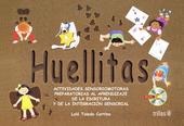 HUELLITAS.EJERCICIOS PSICOMOTORES PREPARATORIOS editorial trillas