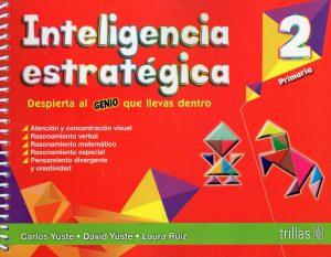 Inteligencia Estratégica 2 primaria editorial trilla