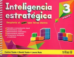 Inteligencia Estratégica 3 primaria editorial trillas