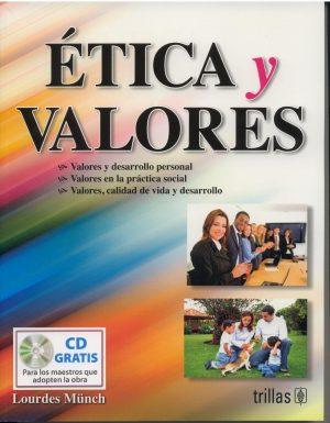 etica y valores editorial trillas