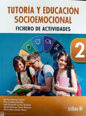 tutoria y educacion socioemocial guia secundaria editorial trillas